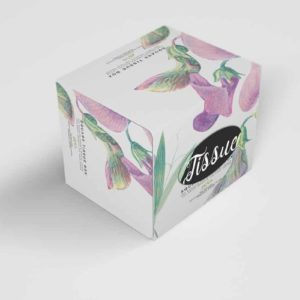 Custom Full Color Square Box Packaging