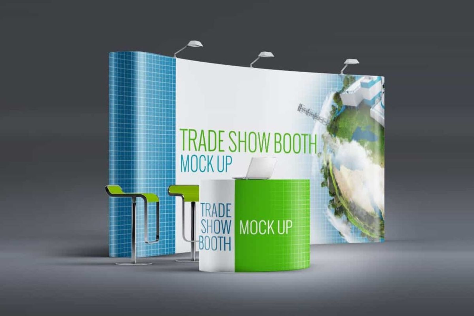 Custom Trade Show Promotional Banners and Ad